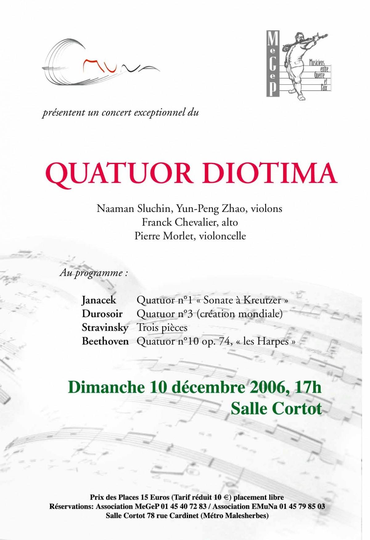 2006 Diotima Flyer